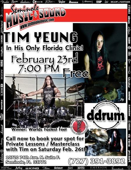 Florida Drum Clinic