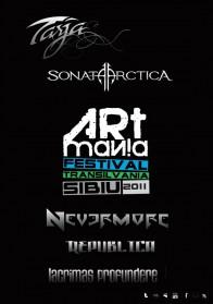 Poster of ARTmania Festival 2011