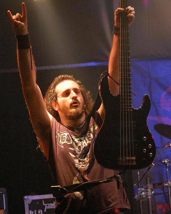 Angel (bass, SUICIDAL ANGELS)