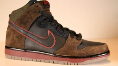 Nike - Reign In Blood Dunk