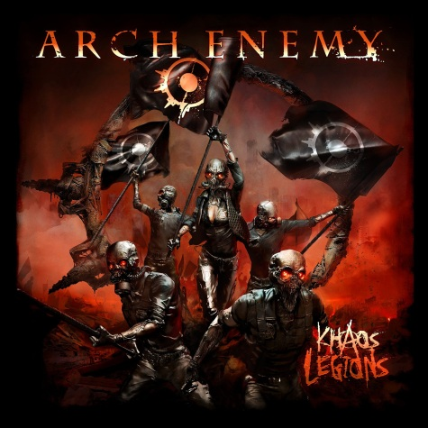Arch Enemy - 2011 - Khaos Legions