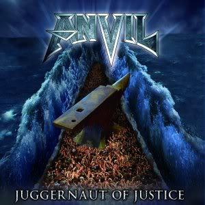 "Anvil - ""Juggernaut Of Justice"""