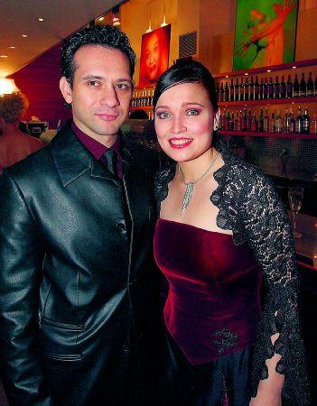Marcelo Cabuli и Tarja Turunen
