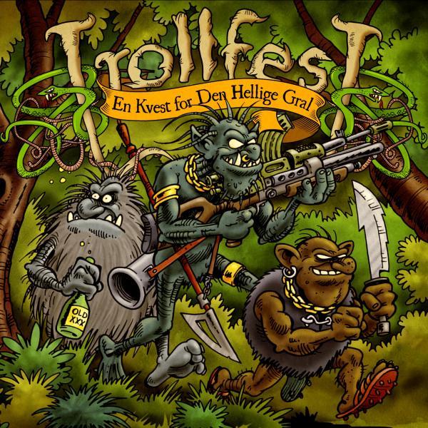 Trollfest - En Kvest For Den Hellige Gral