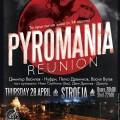 Pyromania, Строежа, 28.04.2011