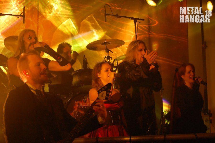 Therion в София, 2010 г.