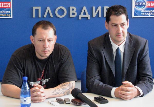 Васил Върбанов и Иван Тотев