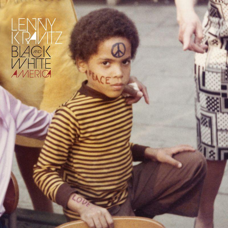 Lenny Kravitz - Black And White America Album