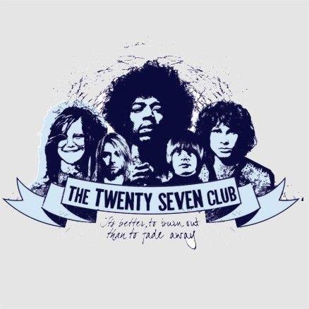 """""""КЛУБ 27"""", клубът на вечността"""
