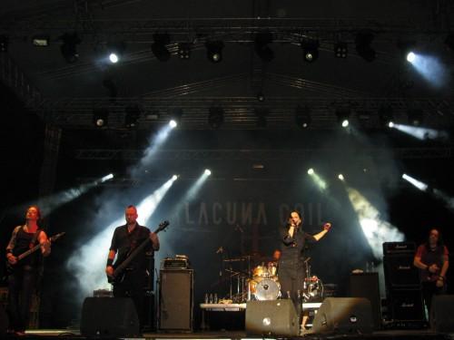 Lacuna Coil на ARTmania Festival 2011