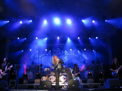 Helloween на ARTmania festival 2011
