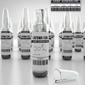 Lacuna Coil - Dark Adrenaline ( 24.01.2012 )