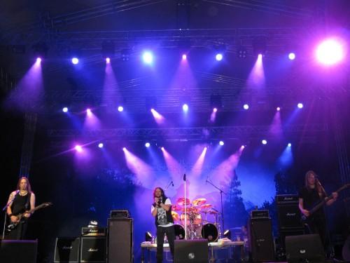 Sonata Arctica на ARTmania Festival 2011