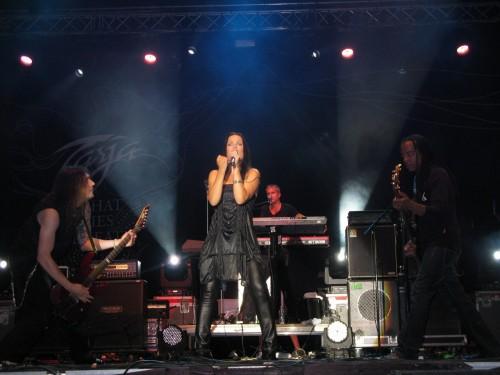 Tarja на ARTmania festival 2011