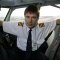 Bruce Dickinson pilot