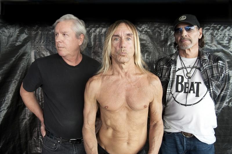 Iggy and the Stooges (снимка Болкън Ентъртейнмънт)