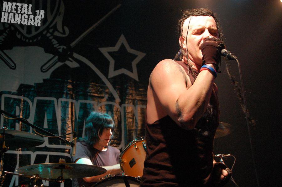 Michale Graves и Marky Ramone