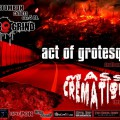 aog-masscremation grind 20oct - plakat + loga