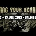Bang Your Head!!! 2013