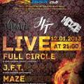 Full Circle, J.F.T и Maze