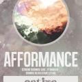 Afformance--poster