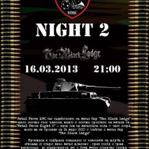Metal Force Night 2