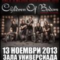 ChildrenOFBodom_LiveInSofia_13.11