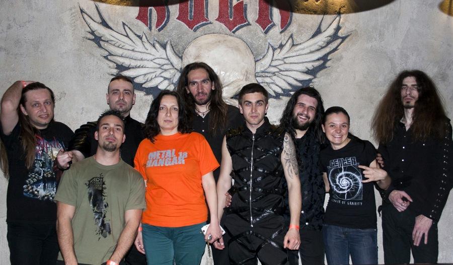 ViolentorY среща Metal Hangar 18