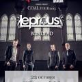 Leprous tour flyer sofia