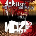 maze and hate campaign
