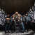 Horns Up Rocks Black Label Society Unblackened Los Angeles California Group Shot
