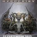 Hypocrisy 2013 Poster SOFIA, BULGARIA