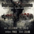 delirium x, concrete poster19.10.2013