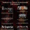 Tribute to Chuck Schuldiner