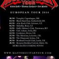 master guitar tour 15.05.14