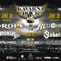 Kavarna Rock 2014 Plakat line up
