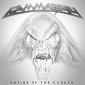 gamma ray empire of the undead cdvd digipack