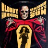 Bloody Hammers 2014 album cover Under Satan's sun