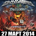 GAMMA Ray VERY Last POSTER