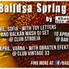 baildsa tour 2014