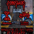 corpostasis concert poster