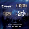 eufobia + dash the effort - 17 may