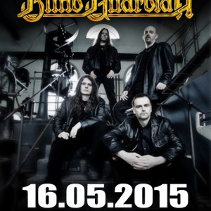 BLIND GUARDIAN 16 may 2015