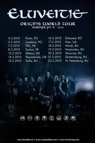 eluveitie tour 2015