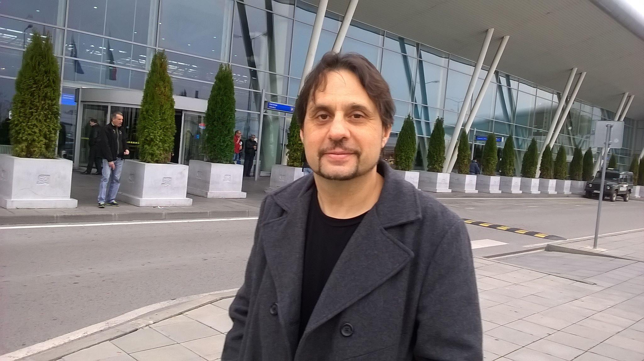 Dave Lombardo (снимка Капка Васева)