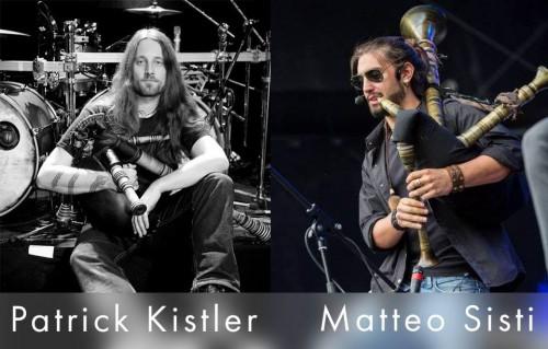 Eluveitie Patrick- Matteo 2014