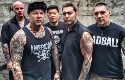 agnostic front band2014