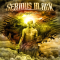 serious black cover