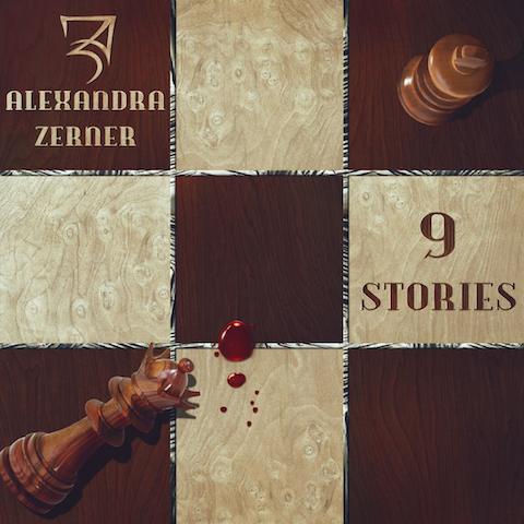 Alexandra Zerner - 9 Stories - Artwork