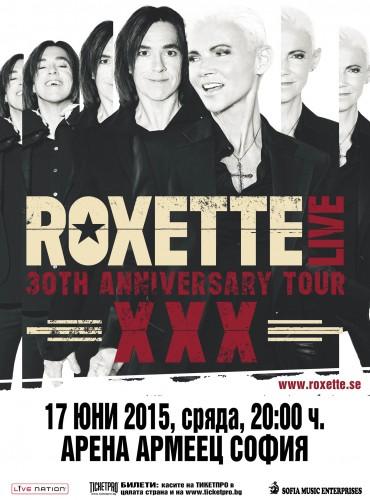 Roxette 2014